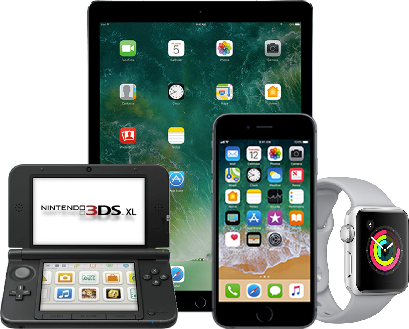 Gadget Traders | Trade In or Sell iPhones, Tablets, and ...