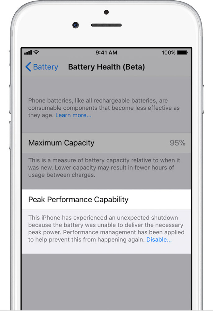 Battery Health Image 1